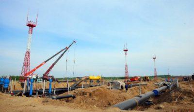 Gazprom anunció que el gasoducto Power of Siberia está avanzado