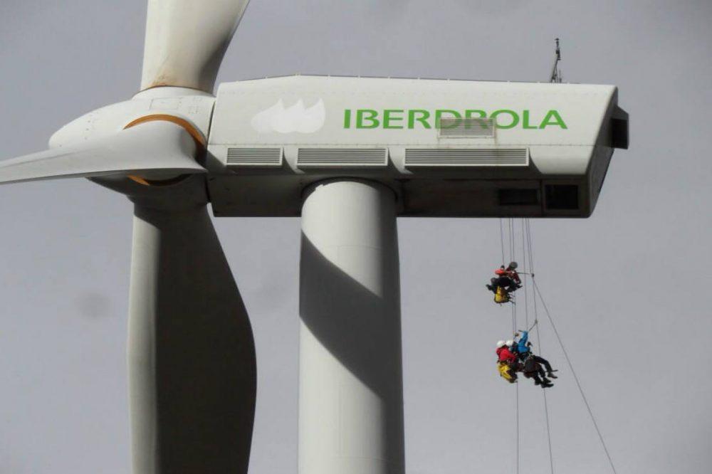 Iberdrola gana la construcción del parque eólico de Pyrgari en Grecia