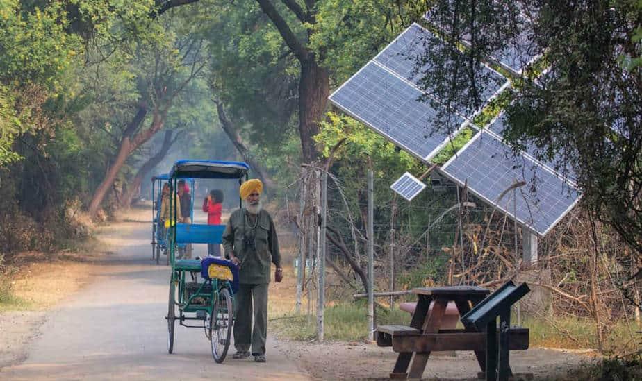 La Energía Renovable fuera de red puede solventar el déficit mundial de electricidad