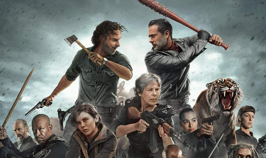 The walking dead: novena temporada