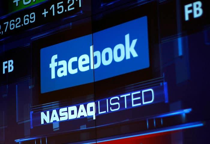 Acciones de Facebook se desploman 19% en Wall Street tras su primer informe semestral