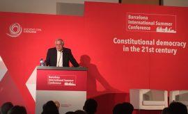 """Borrell desmonta el """"derecho de autodeterminación"""" y las """"fake news"""" secesionistas"""