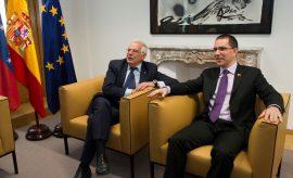 """Borrell: España """"no abanderará la línea"""" de sanciones para Venezuela"""