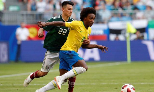 mundial 2018 brasil méxico