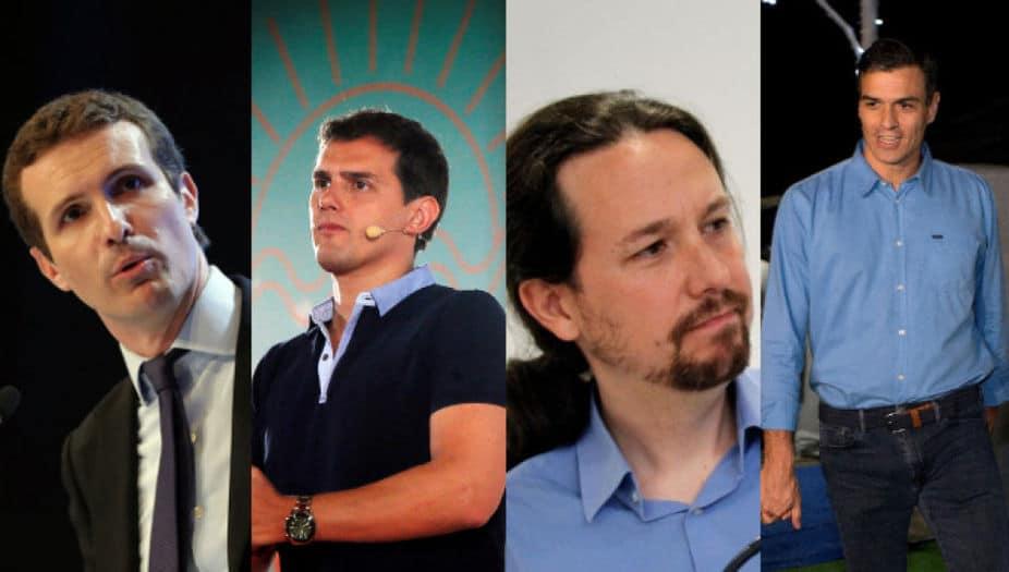 El cazador Casado y el lifting a la política española