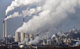 Muchas empresas son las responsables de la contaminación atmosférica