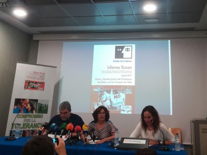Más de 600 casos de delitos de odio se registraron en España en el último año