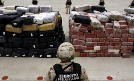 """México estudia despenalizar las drogas """"para pacificar el país"""""""