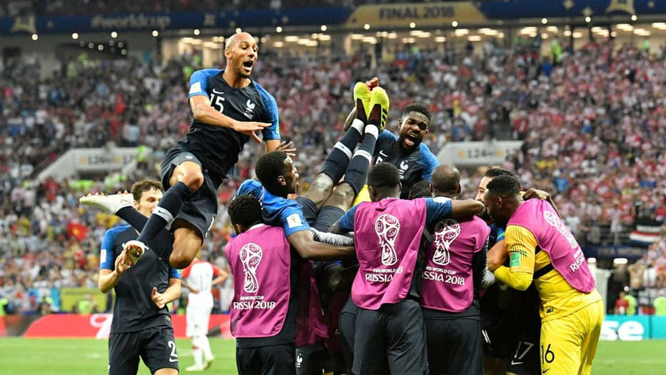Con Francia campeona, el multiculturalismo gana la Copa del Mundo