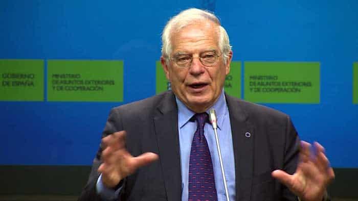 Borrell antepone la unidad de España por encima de la duración de la legislatura