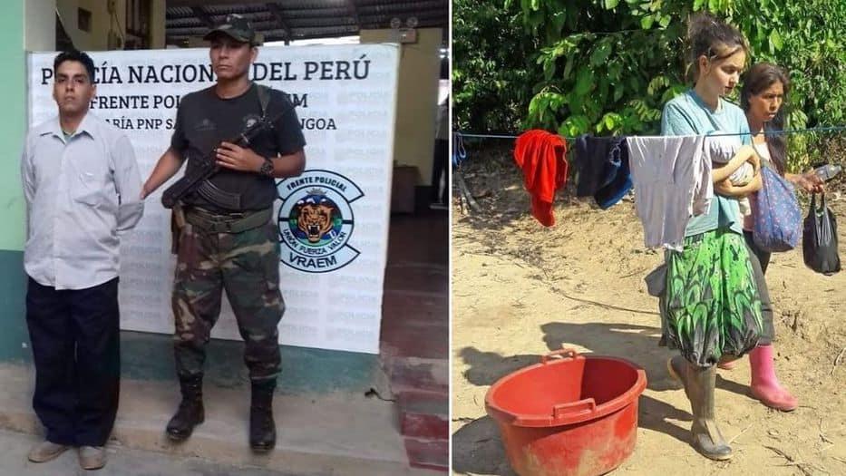 Rescatada en Perú la joven de Elche captada por una secta en 2017