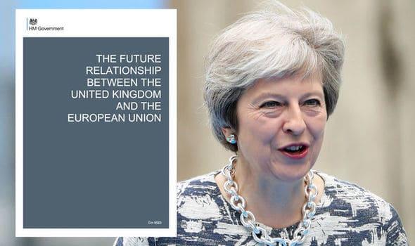 Libro Blanco del Brexit