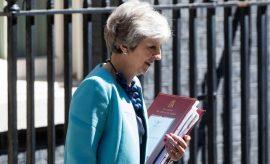 """El libro blanco del Brexit planea una """"evolucionada"""" relación con la UE"""