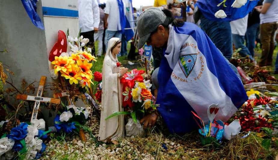 """CIDH: Ortega es """"el único responsable"""" de los muertos en la protestas en Nicaragua"""