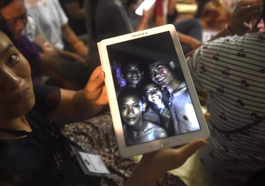 Los niños en la cueva de Tailandia: cronología de un rescate