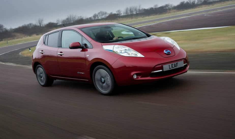 El coche eléctrico Leaf es el más vendido en Europa con 18.000 unidades