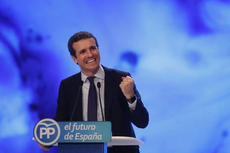 Congreso del PP: Discurso completo de Pablo Casado