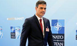 El debut de Pedro Sánchez en la OTAN este miércoles incluyó una respuesta pública a Donald Trump