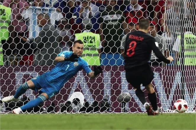 Penales en el Mundial: la agonía de los 11 pasos
