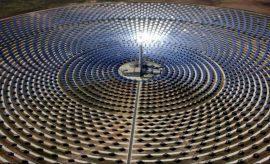 Abengoa y Acciona construirán una planta termosolar en Chile