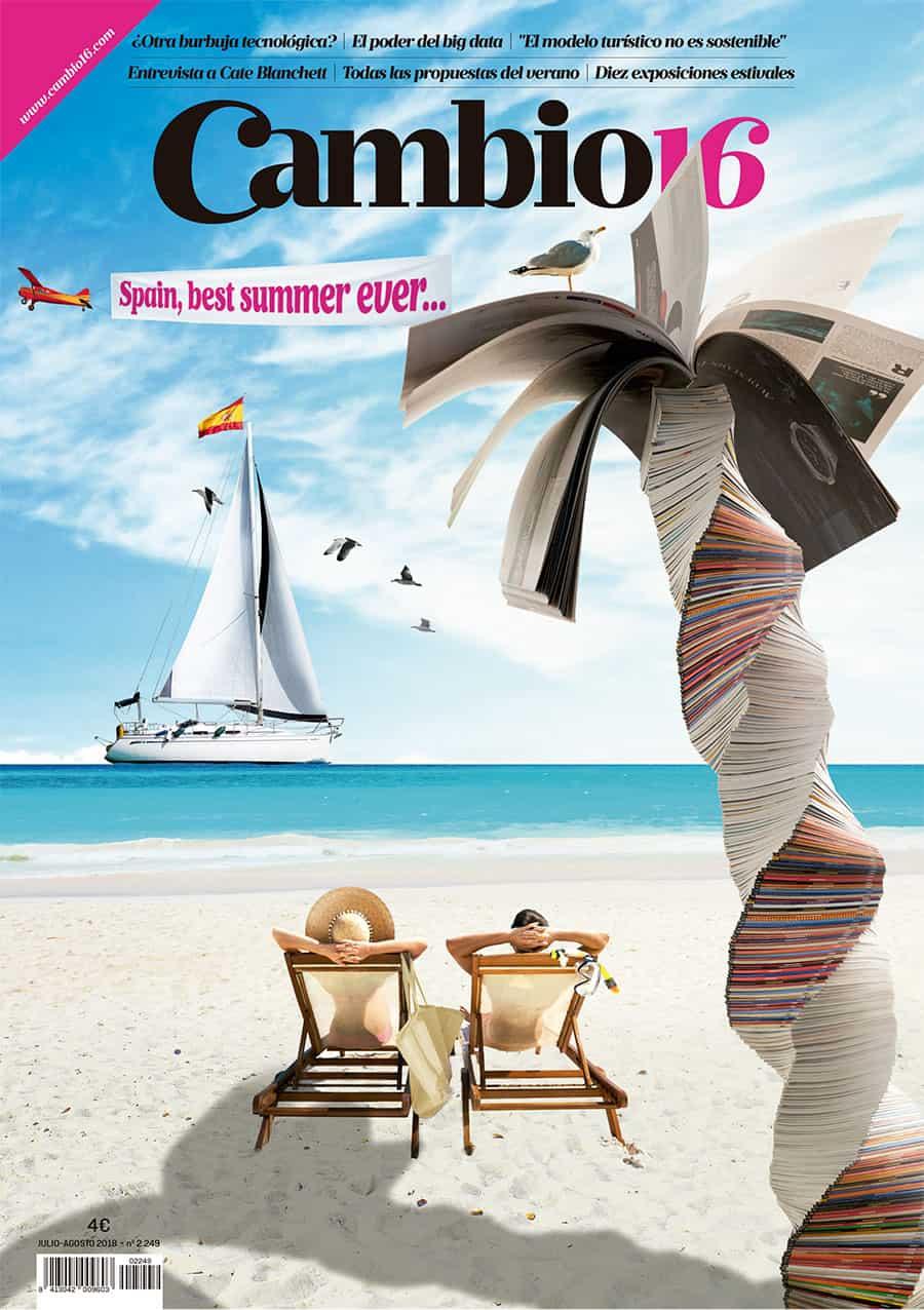Revista Cambio16 Julio: Edición de verano Spain, best summer ever