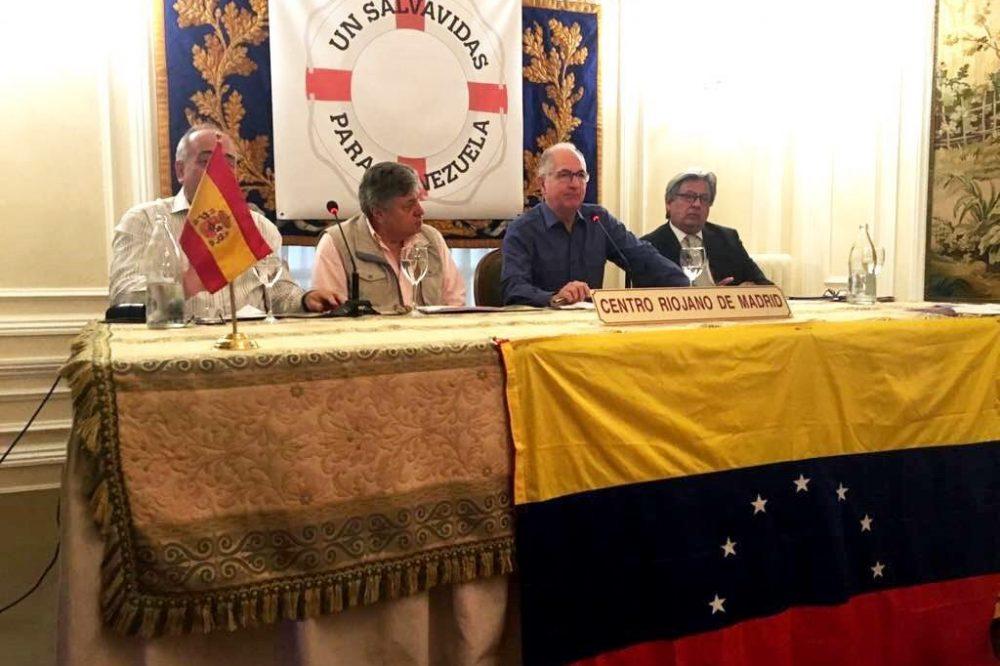 Protección temporal para venezolanos en España piden al Gobierno de Sánchez