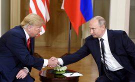 """Donald Trump augura una """"extraordinaria"""" relación con Vladimir Putin"""