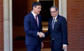 El videoblog de Gorka Landaburu: El valor del diálogo Sánchez Torra