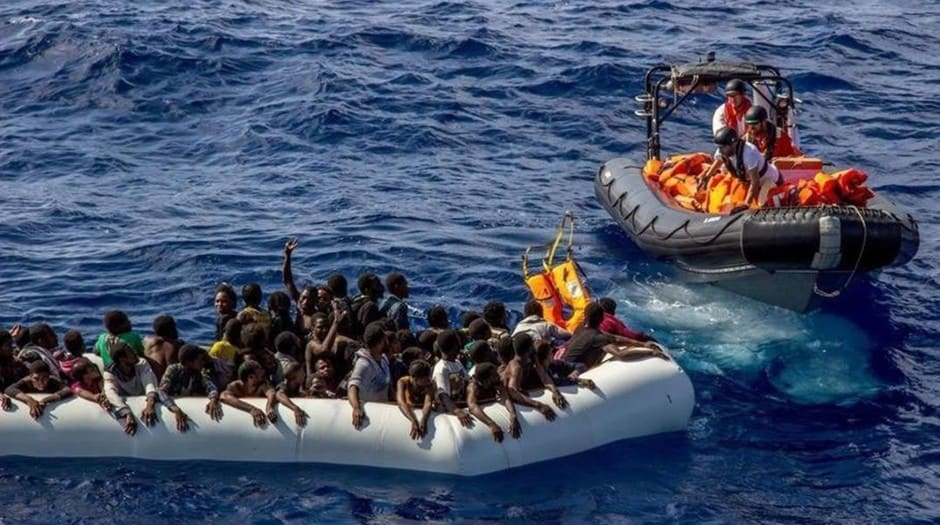 """Alemania, Austria e Italia plantean """"cerrar"""" la ruta del Mediterráneo"""