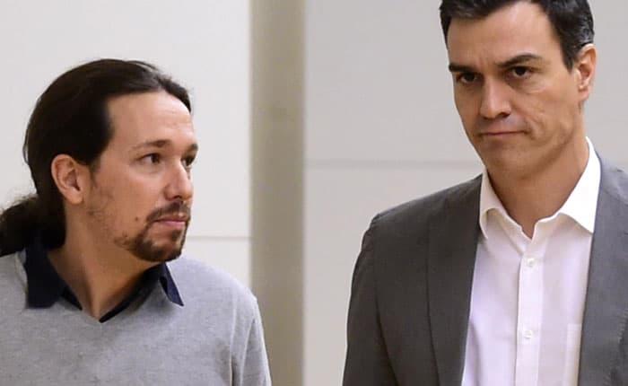 Sánchez evita explicar el acuerdo con Podemos para el Consejo de RTVE