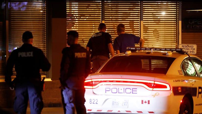 Tiroteo en Toronto deja varios muertos y una decena de heridos