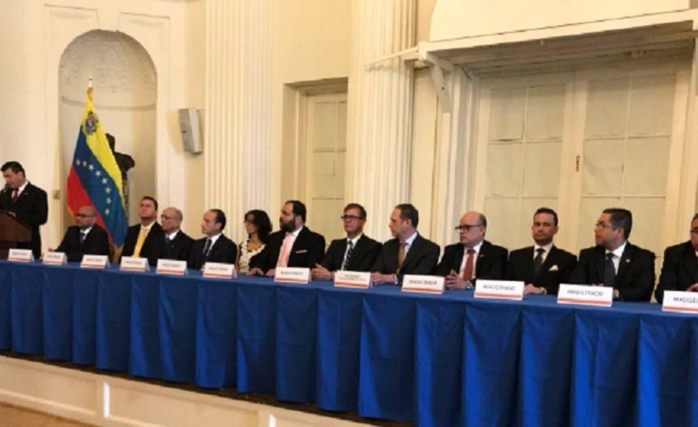 Tribunal Supremo en el exilio declara falta absoluta en la Presidencia de Venezuela