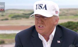 """""""Creo que la Unión Europea es un enemigo de Estados Unidos"""", dice Trump"""