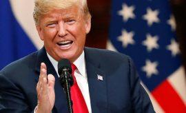 Trump responsabiliza personalmente a Putin de la injerencia de Rusia