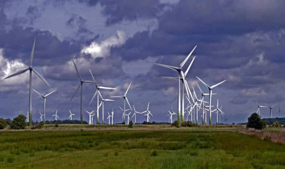 Arabia Saudita recibió ofertas para construir un parque eólico en el Reino