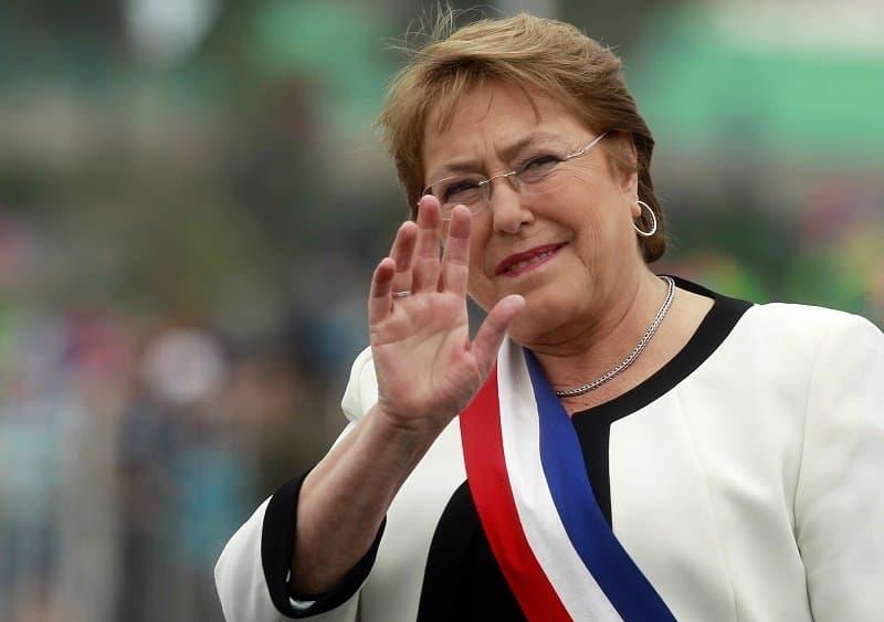 Expresidenta Michelle Bachelet a la ONU Derechos Humanos