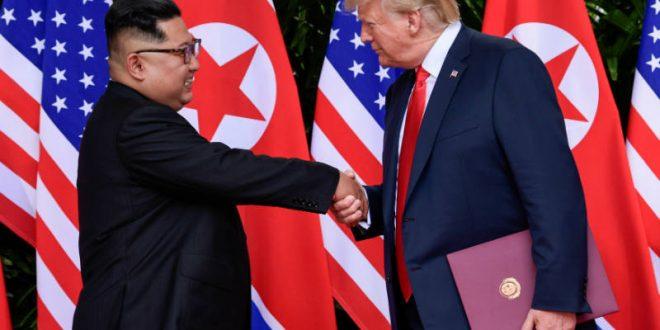 Corea del Norte hizo un llamado a EEUU para que le levante las sanciones