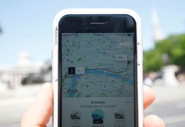 Uber redujo pérdidas trimestrales en sus operaciones y se prepara para ir a la bolsa