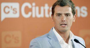 El nacionalismo catalán se está rearmando políticamente dice Rivera