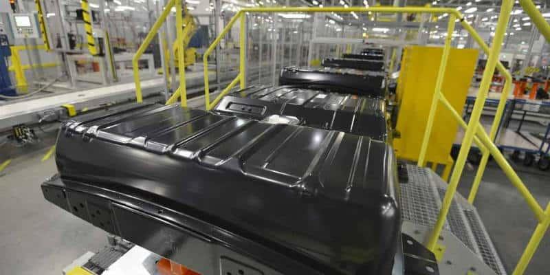 Nissan vendió su división de baterías para coches eléctricos a Envision Group