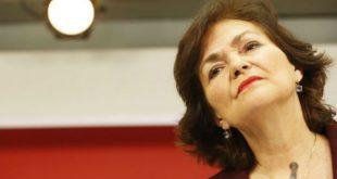 La vicepresidenta del Gobierno, Carmen Calvo, aseguró que tomarían acción cuando los separatistas actúen con medidas jurídicas