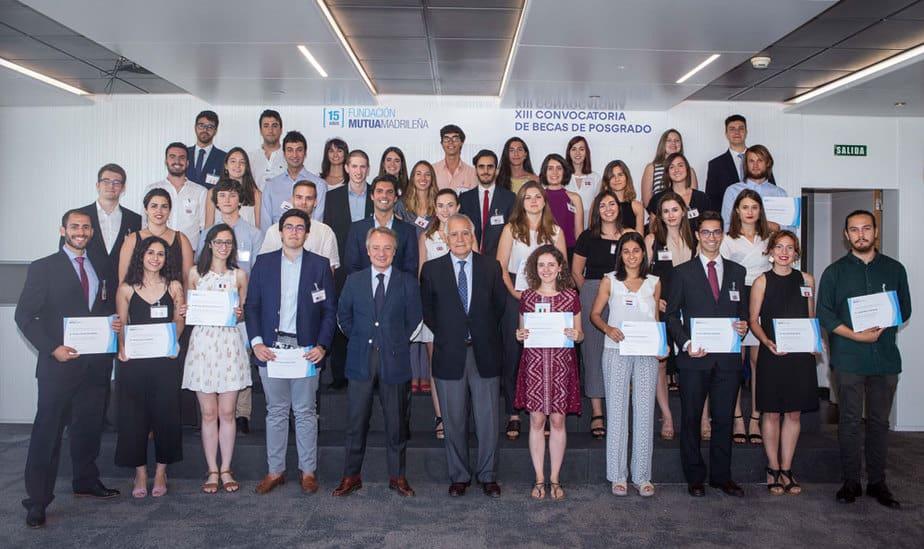 Fundación Mutua Madrileña concede 40 nuevas becas de posgrado en el extranjero