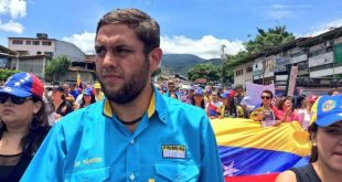 Diputado opositor Juan Requesens fue detenido tras acusación de Maduro