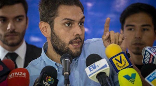 Requesens será enjuiciado por orden express del TSJ venezolano