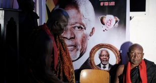 Kofi Annan ONU