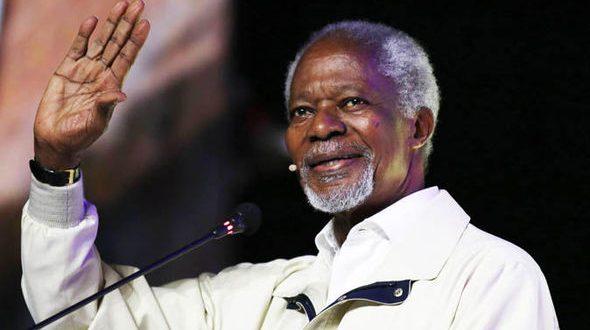 El ex secretario general de la Organización de las Naciones Unidas y Nobel de la Paz, Kofi Annan, murió este sábado en Berna a los 80 años de edad.