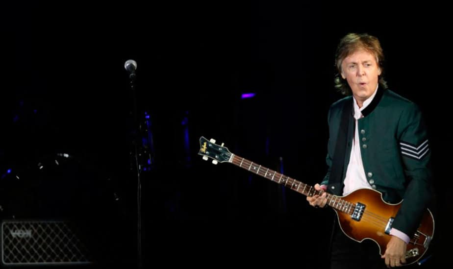 Paul McCartney efectuó concierto gratuito en Londres