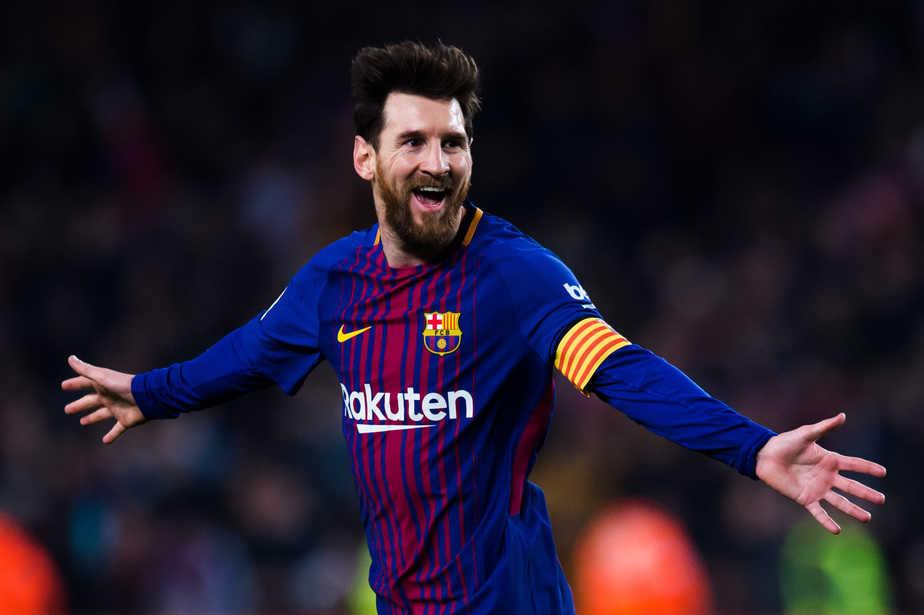 Messi es el nuevo capitán del FC Barcelona