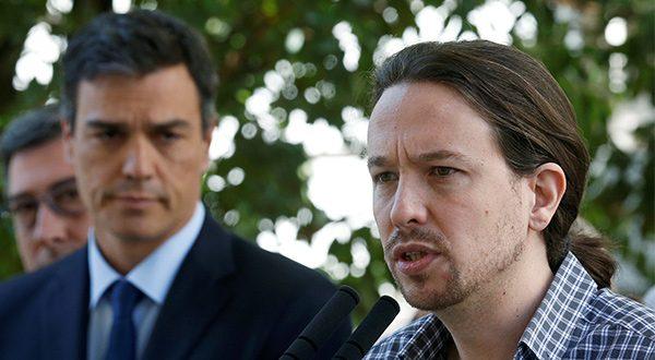Eliminar el veto del Senado a la senda del déficit pactó Podemos y PSOE