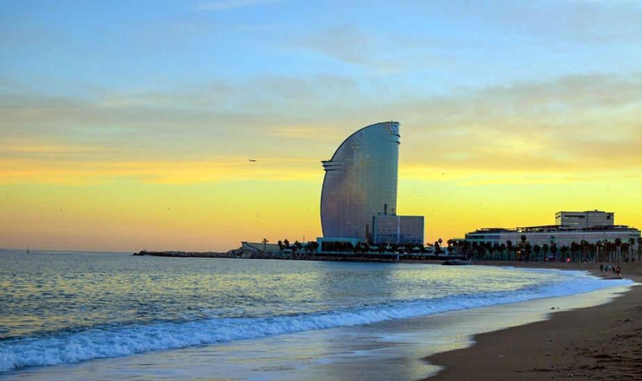 Playas españolas más populares en Instagram